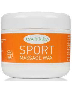 Essentially Sport Massage Wax 100g
