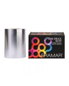 Framar Foil It Silver Medium Foil (13cm x 488m)