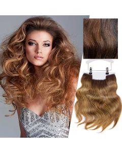 Balmain Clip-In Weft Memory Hair Milan 45cm 1/5/4CG.6CG