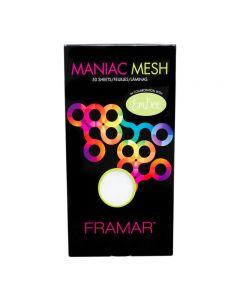 Framar Maniac Mesh Strips x 50 (15cm x 28cm)