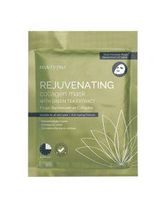 BeautyPro REJUVENATING Collagen Sheet Mask 23g