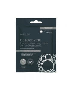 BeautyPro DETOXIFYING Cleansing Sheet Mask