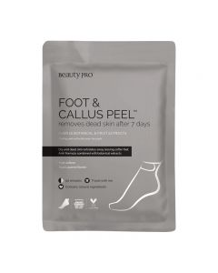 BeautyPro FOOT & CALLUS PEEL Treatment Bootie 40g