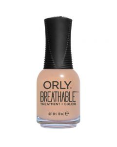 Orly Breathable Nourishing Nude Treatment + Color Polish 18ml