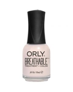 Orly Breathable Barely There Treatment + Color Polish 18ml