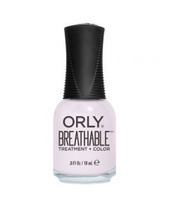 Orly Breathable Light As A Feather Treatment + Color Polish 18ml