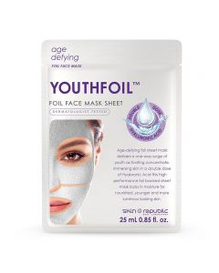 Skin Republic Youth Foil Face Mask Sheet 25ml