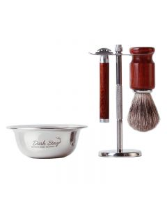 Dark Stag Shaving Set