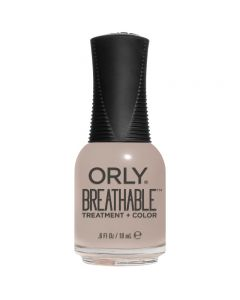 Orly Breathable Almond Milk Treatment + Color Polish 18ml