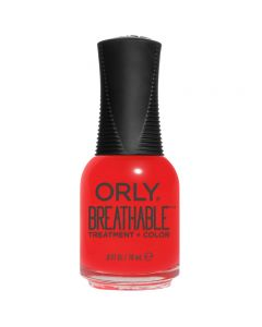 Orly Breathable Vitamin Burst Treatment + Color Polish 18ml