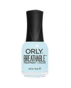 Orly Breathable Morning Mantra Treatment + Color Polish 18ml