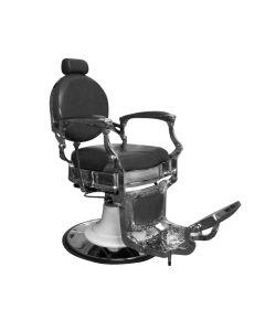 Lotus Gilmour Barber Chair Black