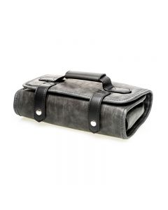 Head Jog Barbers Tool Roll Charcoal