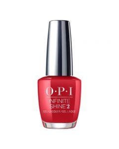 OPI Infinite Shine Big Apple Red 15ml