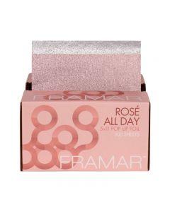 Framar Foil It Rose Gold Pop Up Foil Sheets x 500 (28cm x 13cm)