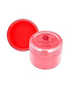 Amy G Coral Fluorescent Powder 5g by The Edge