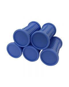 5 Pack Blue Rollers Large 30-25mm For Babyliss PRO 30 Piece Roller Set