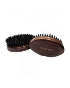 Head Jog Wooden Beard Brush