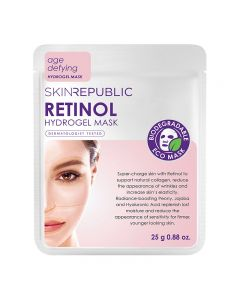 Skin Republic Hydrogel Retinol Hydrogel Face Mask Sheet Pack of 10