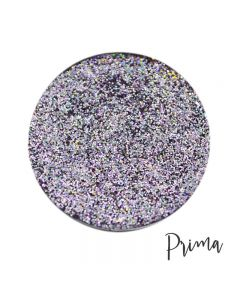Prima Makeup Pressed Glitter Glass Slipper