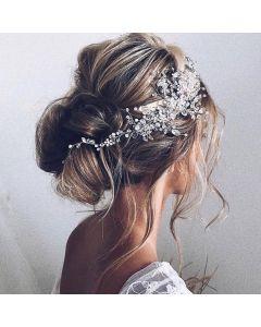 Ulyana Aster Tiffany Hair Accessory Silver