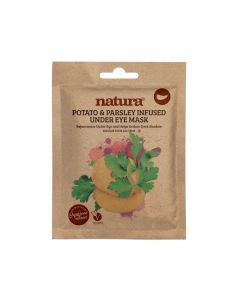 natura POTATO & PARSLEY INFUSED under eye mask 25ml