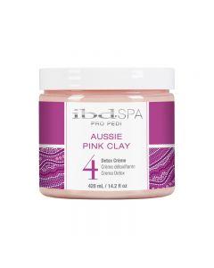 IBD Aussie Pink Clay Pro Pedi Creme 14.2oz