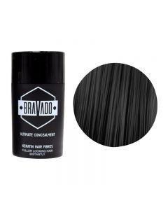 Bravado Black Hair Fibres 14g