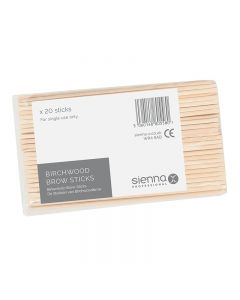 Sienna X Birchwood Sculpting Brow Sticks x 20