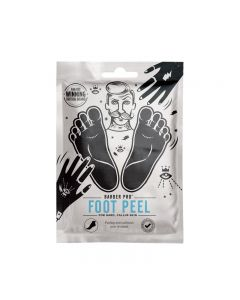 BARBER PRO Foot Peel Treatment Bootie