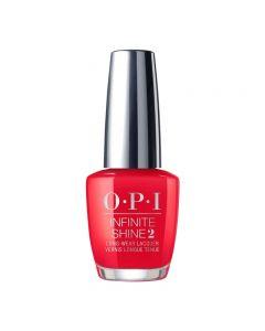 OPI Infinite Shine Coca Cola Red 15ml
