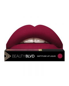 Beauty BLVD Mattitude Lip Liquid - Secret Passage