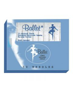 Ballet Insulated Needles K6 006 (x50)