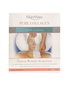 SkinMate Collagen Anti-Ageing Face Shape Mask Pack of 5