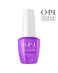 OPI Gel Color Samurai Breaks A Nail Tokyo Collection 15ml