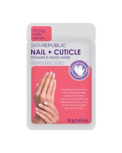 Skin Republic Hand Mask Nail & Cuticle 18g