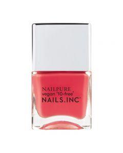 Nails Inc Self Love Pls NailPure Nail Polish 14ml