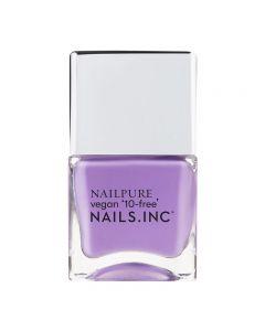 Nails Inc Its Cool To Be Kind NailPure Nail Polish 14ml