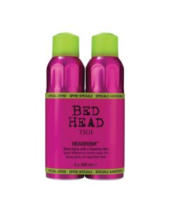 Tigi Bed Head Headrush Shine Spray Duo