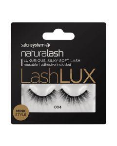 Salon System Naturalash Lashlux Black Minx Style Strip Lashes