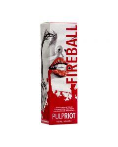 Pulp Riot Semi-Permanent Hair Color Fireball 118ml