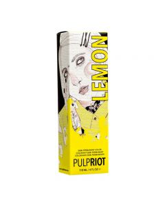 Pulp Riot Semi-Permanent Hair Color Lemon 118ml