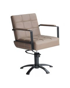 Lotus Westbury Styling Chair with 5 Star Base