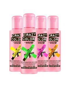 Crazy Color Neon 100ml
