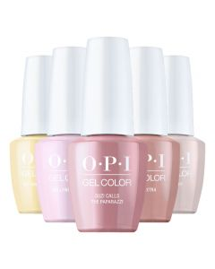 OPI Gel Color Hollywood Collection