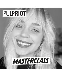 Pulp Riot Masterclass Ticket - Painting with Harriet Stokes