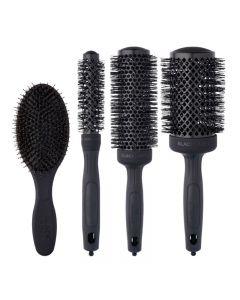 Olivia Garden Black Label Brushes
