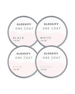 Glossify One Coat Gel 5ml