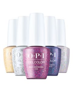 OPI Gel Color 15ml High Definition Glitters Collection