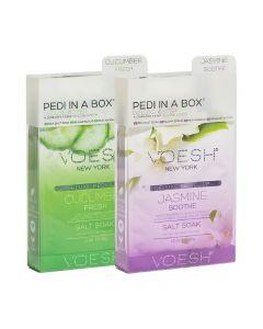 Voesh 4 Step Pedi In A Box